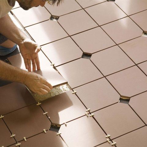 Укладка кафельной плитки своими руками