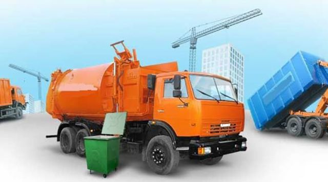 Вывоз мусора и отходов в Москве и Новой Москве