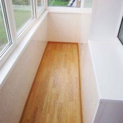 Ремонт и утепление балкона своими руками